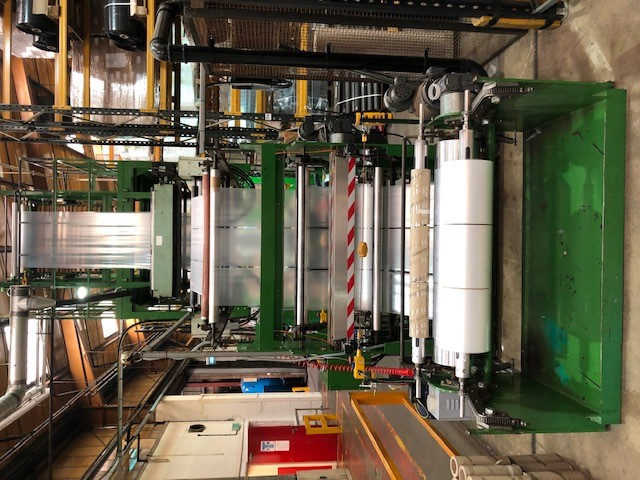 Film Extrusion - Cromwell Plastics Recycling