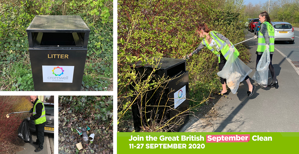 Litter Pick GB September Clean